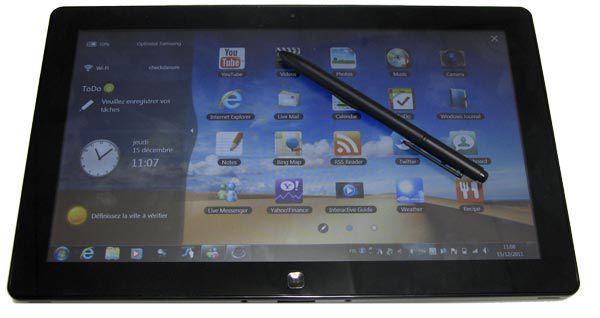 Slate PC tablette 600(1)
