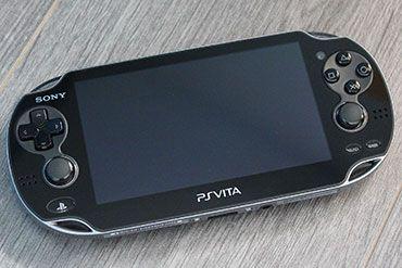 Test PS Vita