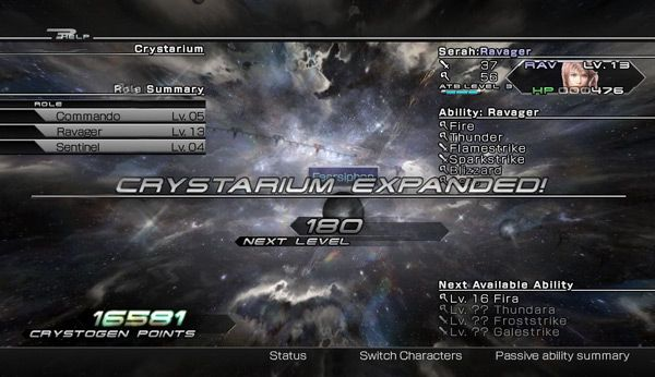 ffxiii-2 cristarium