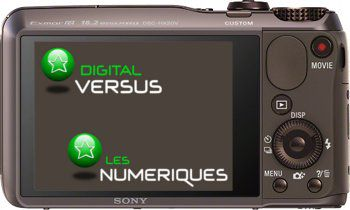 Dos panasonic TZ30 test review