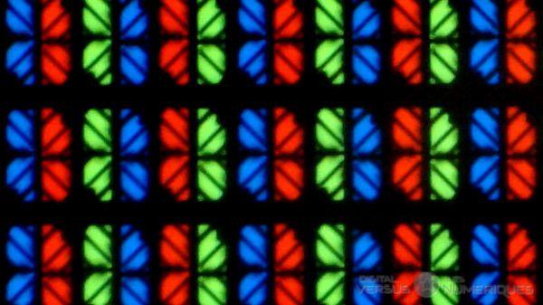 acer iconia a200 sous pixels