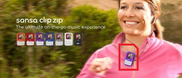Clip Zip joggeur