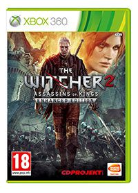 The Witcher 2 XBOX 360