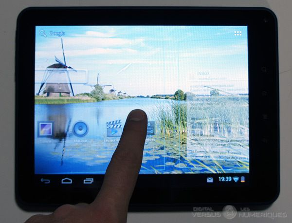 smart tab android