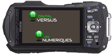 Dos Pentax WG-2 GPS