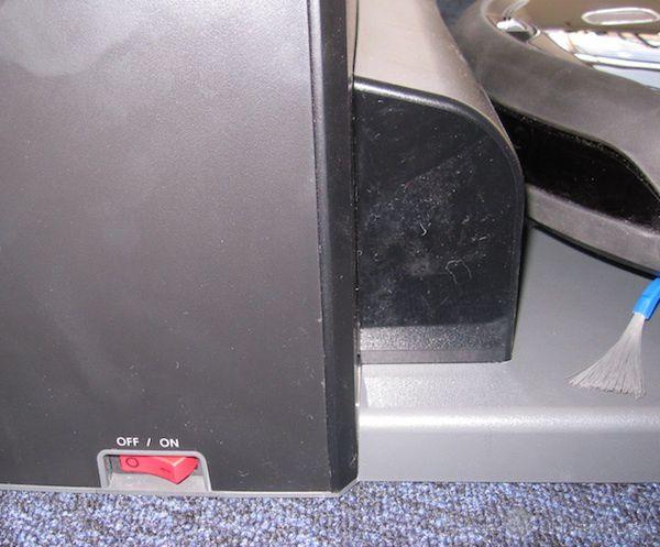 SamsungSR8980 arret