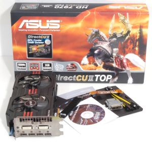Mini asus radeon hd 7970 dcui top box
