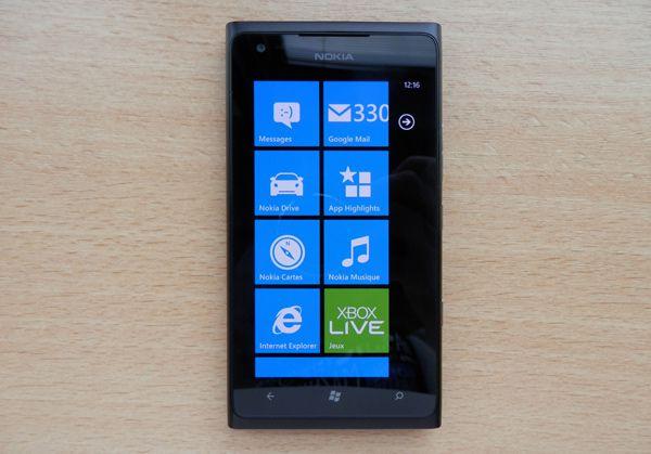 logiciel zune pour nokia lumia 900