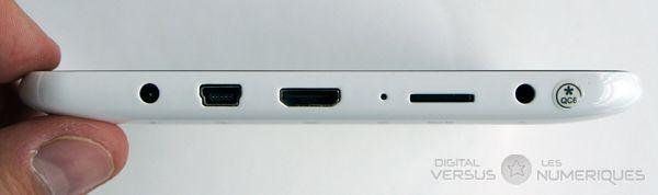 ainol novo7 aurora connecteurs