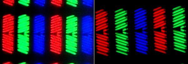 TG 1 macro ecran face a microscope