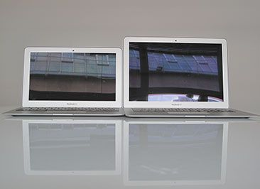 Comparaison macbook2012