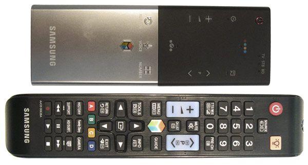 Ue40es7000 telecommandes