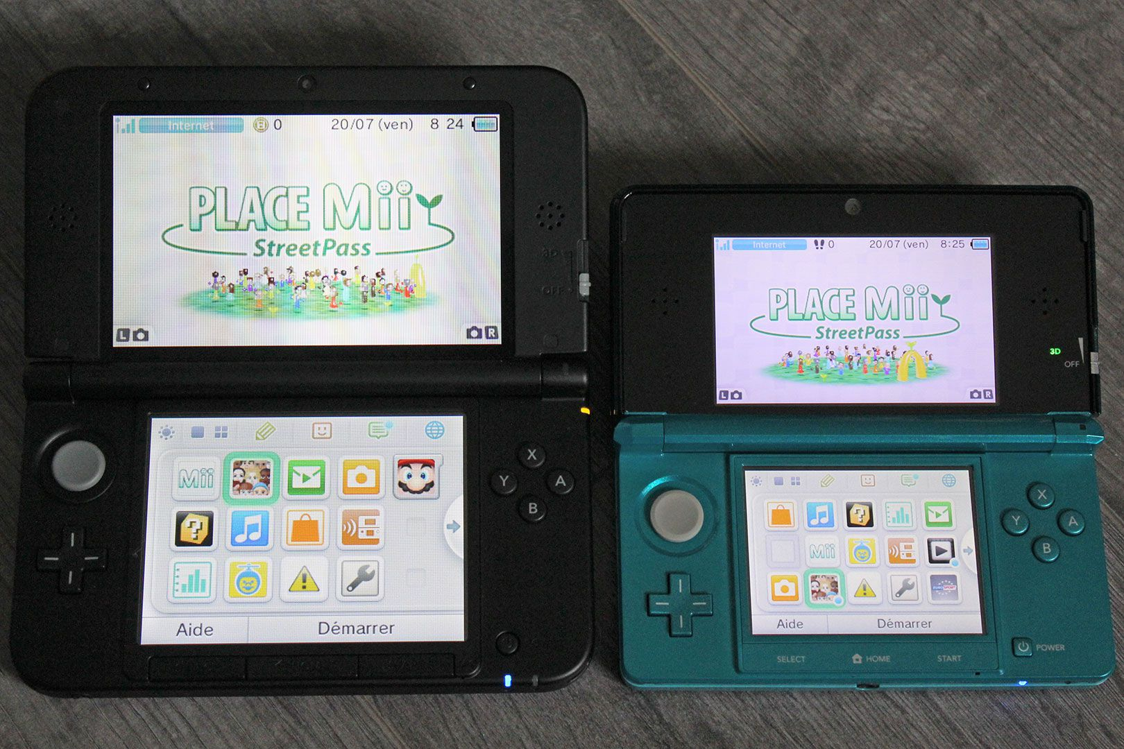 nintendo 3ds xl test prix et fiche technique console de jeu les num riques. Black Bedroom Furniture Sets. Home Design Ideas