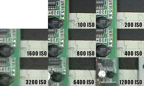 HS30 EXR iso