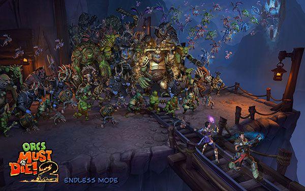 Orcs Must Die 2 Orcs 600px