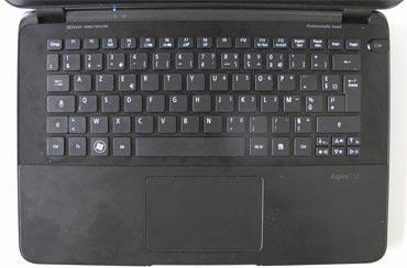 S5 clavier