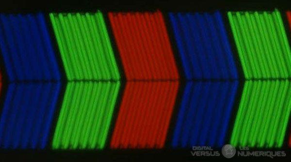 Sous pixels 42lm615s