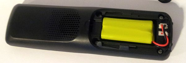 Batterie telefunken