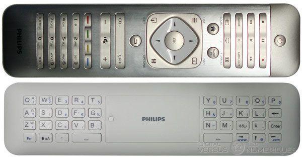 55PFL8007H telecommande art