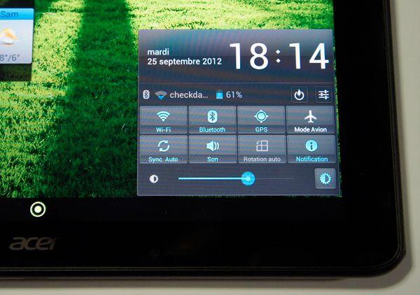 Acer a700 acces