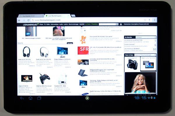 Acer a700 web