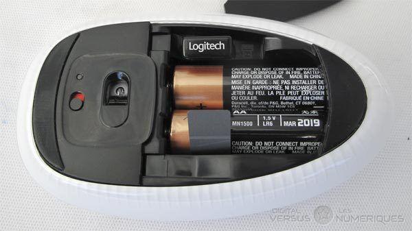 T620 dos connecteur usb