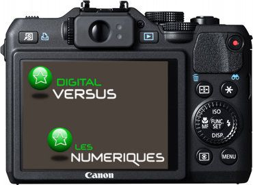 Canon G15 dos