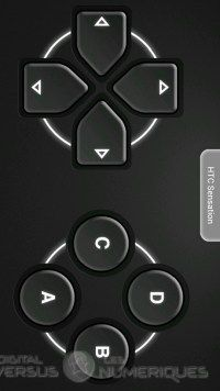 Sony remote gamepad s