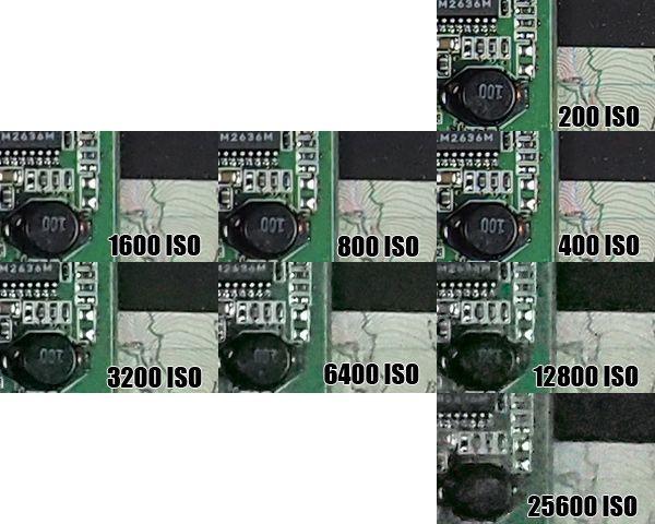 Montee ISO Olympus E PL5(1)