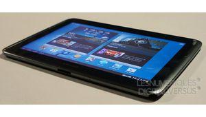Samsung Galaxy Note 10.1 : test de l'écran