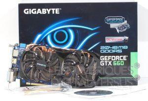 Gigabyte GV N660OC 2GD box s