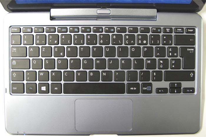 Ativ smart pc clavier