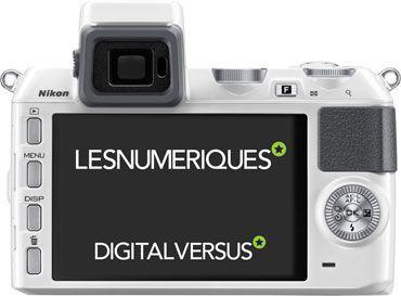 Nikon 1 V2 test review vue de dos