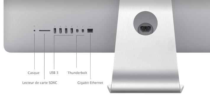 1 To Intel Core I7 Apple Imac 21,5 Pouces ram 16 Go