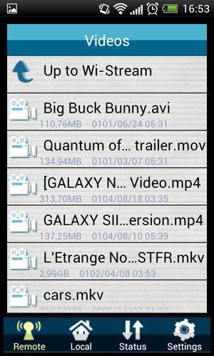 Wi stream 2