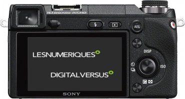Sony Nex 6 dos
