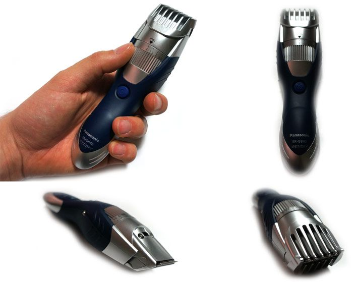 wet&dry beard trimmer