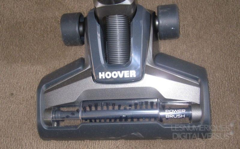 Test Hoover Athen ATN204TM Aspirateur balai haute