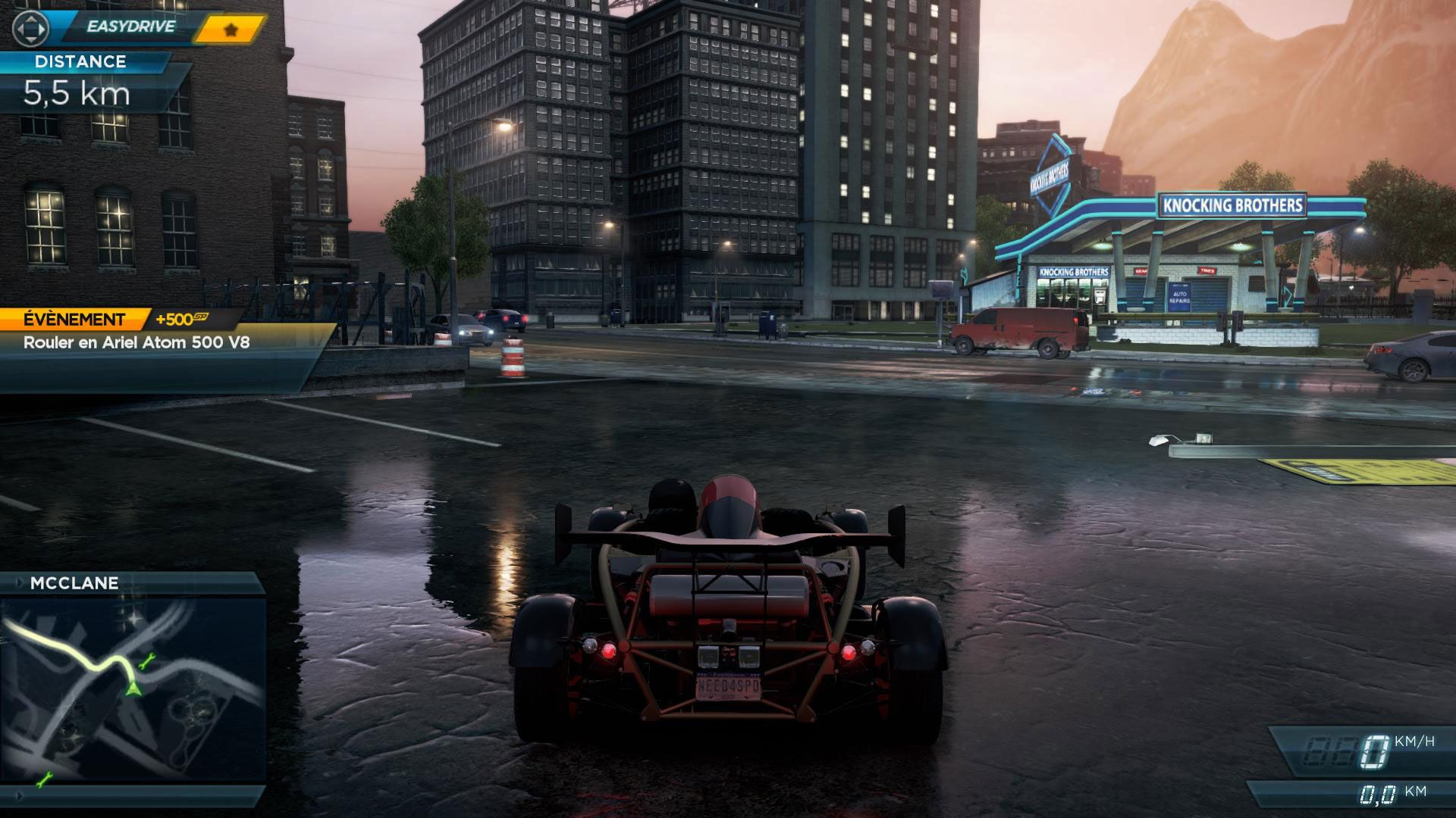 Need for Speed Most Wanted : test, prix et fiche technique
