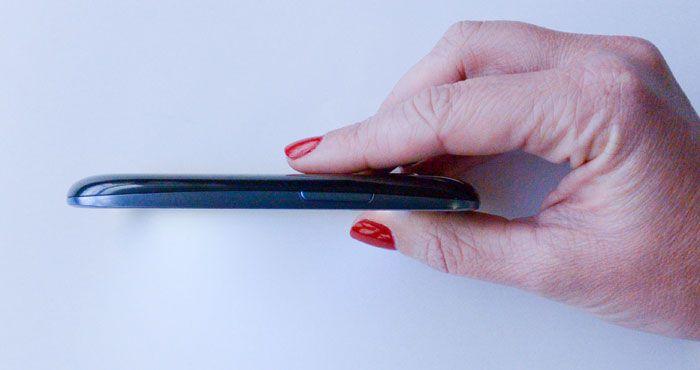 profil / Samsung Galaxu S3 mini