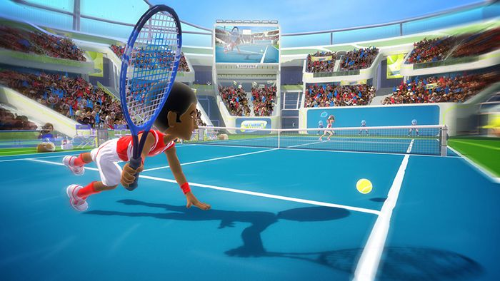 Kinect Sports Season Two Tennis