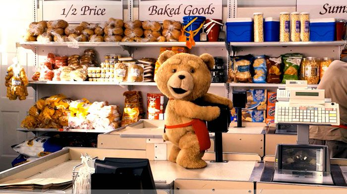Ted 2 LBDC