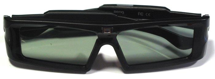 Benq w1070 lunettes