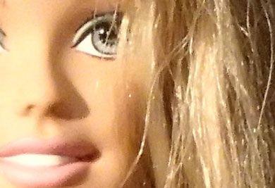 Barbie / Olympus TG-630
