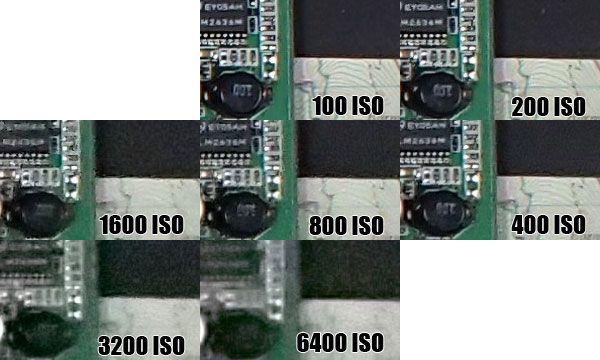 Montee ISO TG 630