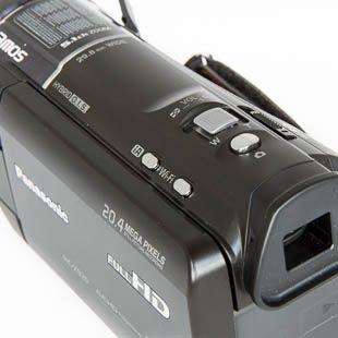 Panasonic X920 test review viseur électronique