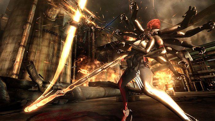 Metal Gear Rising Revengeance 03 700px