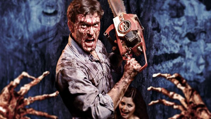 Extrait the evil dead 3