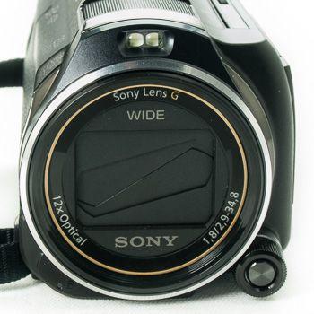 Sony pj650 test review detail optique molette