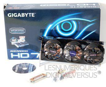 Gigabyte GV R795WF3 3GD box s